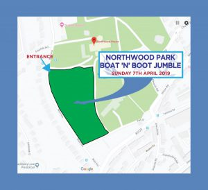northwood park boat and boot jumble