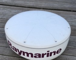 "Raymarine RD 218 2kW 18"" Radome for sale"