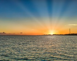 Chub Cay - Sunset