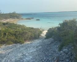 Highbourne Cay secret beach