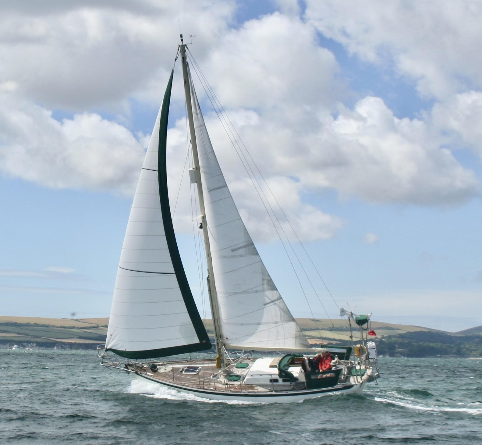 Tradewind 33 for sale