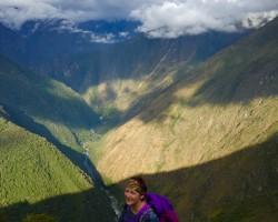 Peru, on our way to Macchu Pichu