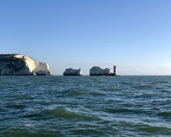 The Needles.  No threading today too neapy!