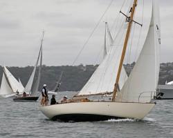 Lahara SASC 1951, racing Sydney