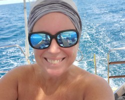 Crewing a Beneteau Oceanis 60