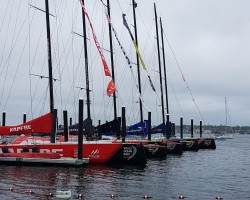Volvo boats