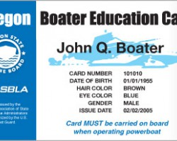 Boating Education - basic knowledge for crew