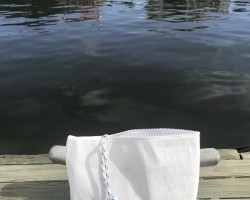 Recycled Sail Pouch