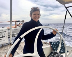 November 2020, sailing on Caprice Sydney to Jervis Bay