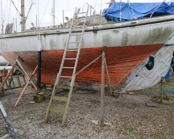 Repairing the Hull of Wier