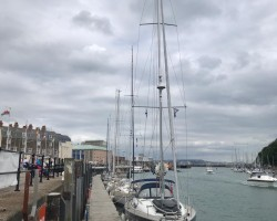 In Weymouth