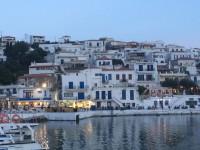 Santorini ,Mykonos, Paros