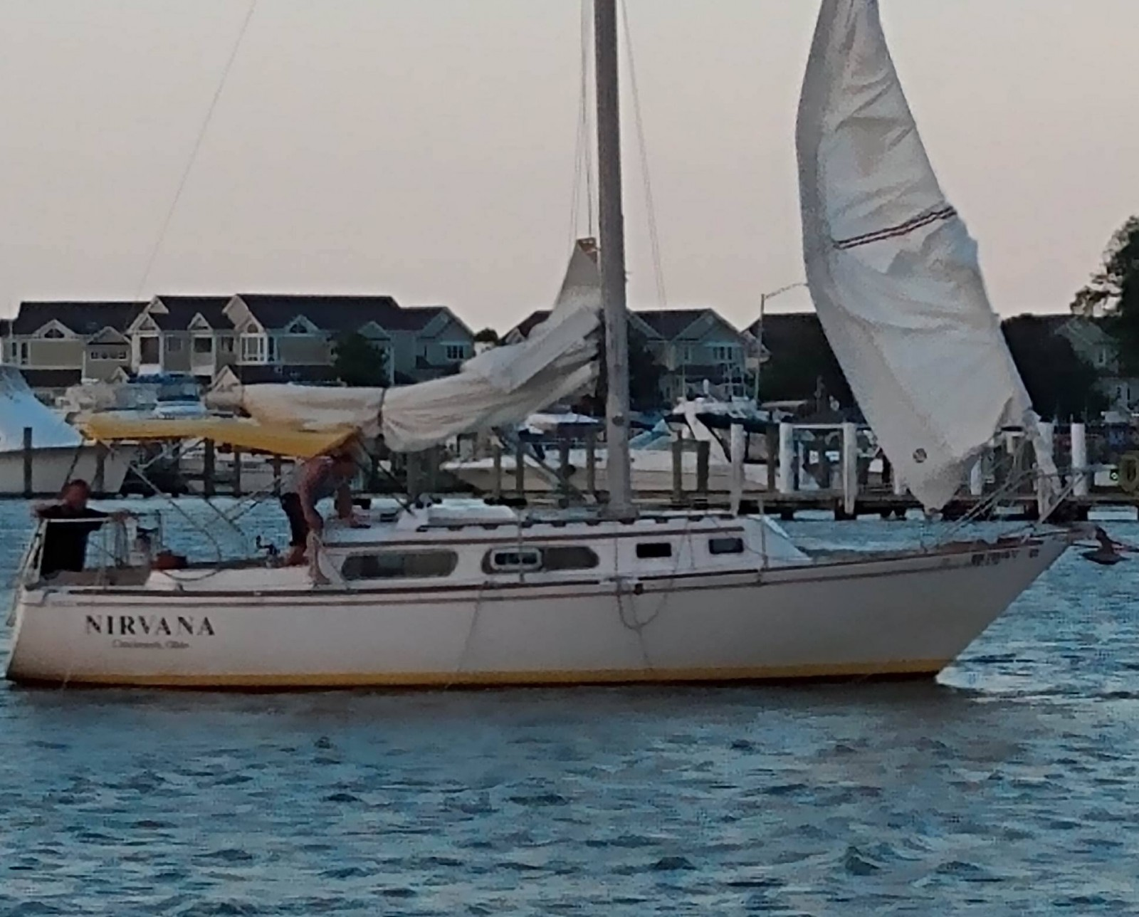 Female Sailor Needed for the Summer