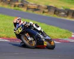 Racing last August at Summit Point, WV.  Just outside of Washington, DC.