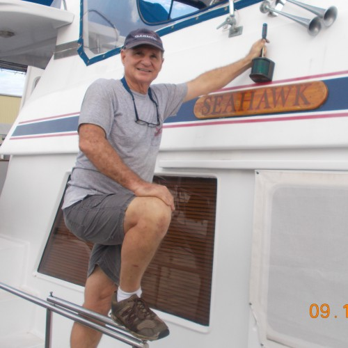 Experienced captain seeks female first mate (or co-captain)