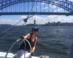 Australia I, Sydney Harbour